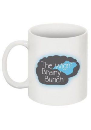 Wight Brainy Bunch Mug