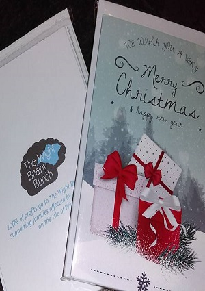 Wight Brainy Bunch Christmas Cards